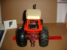 1/16  allis chalmers 7060 brown belly toy tractor