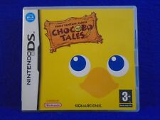 ds FINAL FANTASY FABLES Chocobo Tales Epic Game Lite DSi 3DS REGION FREE PAL UK