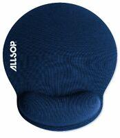 Allsop 30206 Memory Foam Mouse Pad [blue]