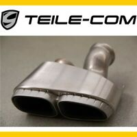 -50% TOP+ORIG. Porsche Panamera Endrohr Sportabgasanlage RECHTS/tailpipe right