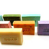 GREENMAN Soap SLS/Paraben Free Handcrafted 100g Botanicals Made in England