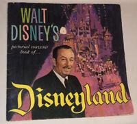 Walt Disney's Disneyland Pictorial Souvenir Book - 1965