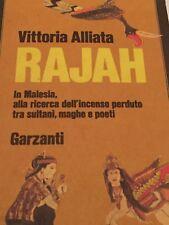 VITTORIA ALLIATA - RAJAH 1987 PRIMA EDIZIONE