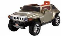 Jeep Auto Elettrica Hummer 12V Hx Per Bambini Fuoristrada Con Telecomando Verde
