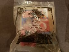 2009 McDonald's Happy Meal Bakugan JETKOR Toy Figure #4 Sealed In Bag