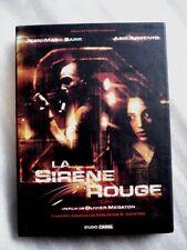 LA SIRENE ROUGE Film 2 DVD + 1 CD Soundtrack Asia Argento édition spéciale