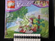 NEW Lego Friends RETIRED 30108 Mia Minifigure SUMMER PICNIC
