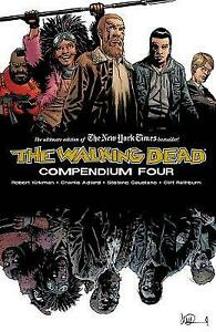The Walking Dead Compendium Volume 4, Kirkman, Robert, vg Condition Book