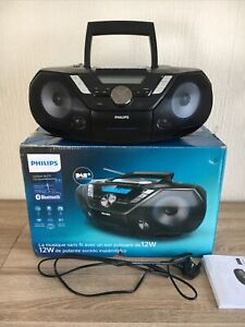Philips AZB798T/12 CD Soundmachine Portable DAB+ Bluetooth Cassette Slight Fsult