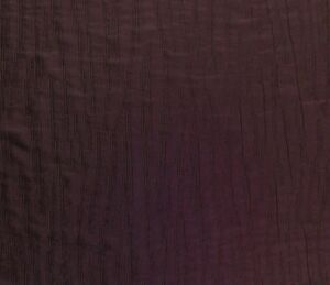 "WAVERLY CRINKLE STITCH CURRANT PURPLE POCKET JACQUARD FABRIC BY THE YARD 54""W"