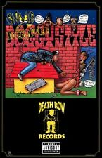 DEATH ROW RECORDS DOGG STYLE POSTER - SNOOP DOGG - RAP