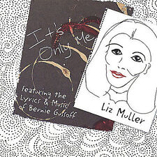 NEW CD: It's Only Me by Liz Muller