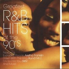 Various Artists : Greatest R&B Hits of the 90s CD