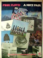1974 Pink Floyd Rock & Roll Music Record/Album Print AD
