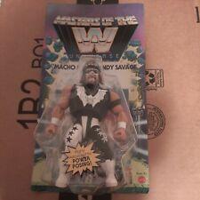 WWE Macho Man Randy Savage Masters of the Universe  MOTU Wave 5 Unpunched HE-MAN