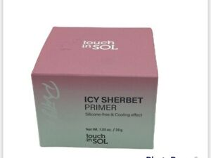 TOUCH IN SOL Pretty Filter Icy Sherbet Primer, 1.05 fl.oz(30g) exp. 2023