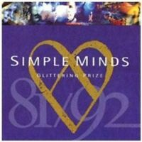 Simple Minds - Glittering Prize 81/92 (NEW CD)