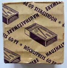 Haushaltsware 60 Pf., 10 Schachteln original verpackt, 50-60er Jahre
