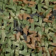 Clearance 2x4m Camouflage Net Camo Netting Mesh Military Hunting Camping K0J5