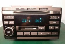 2002-2003 NISSAN MAXIMA RADIO CD PLAYER CN120 28188-5Y701
