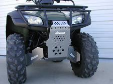 Honda RANCHER 350 04-06 400AT Skid Plate SKIDS Bash Aluminum Front Protection
