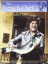 The French Chef 2 with Julia Child, DVD, 3-disc set, brand new, factory sealed