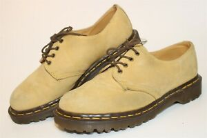 Dr. Martens Mens Size US 8 UK 7 Suede Lace Up England Made Oxford Shoes DM6964
