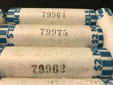Unopened Buffalo Nickel Roll Old US Coins 5c Mixed Lot Nickels 40 coins