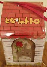 New Marushin MY NEIGHBOR TOTORO Face Small Mini Towel Studio Ghibli