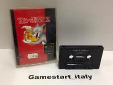 TOM & JERRY 2 - COMMODORE 64 C64 - USATO USED - TAPE
