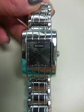 MEN'S BOUCHERON REFLET STAINLESS STEEL WATCH B006B13