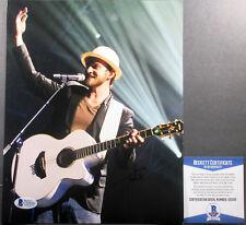 NSYNC!!! Justin Timberlake Signed HOT 8x10 Photo #3 BECKETT BAS