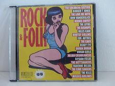 CD Sampler Rock & Folk 35 THE CARS   DURAN DURAN CASABLANCAS KILLS BISHOPS