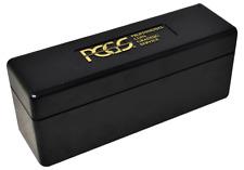 Official Pcgs 20 Slab Storage Box - Black ~Pcgs~