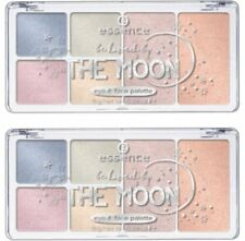 essence 03 Be Kissed by The Moon Eye 7 Face Highlighting Palette 6 Shades