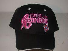 Good Girl Gone Redneck Baseball Cap Hat Hook & Loop Adjustable size Women's
