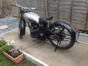 Royal Enfield S2 250cc 1937