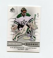 13/14 SP GAME-USED SPGU ROOKIE RC #125 CRISTOPHER NILSTORP 26/41 STARS