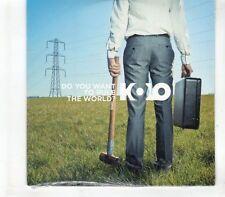 (GR597) Kolo, Do You Want To Rule The World? - sealed DJ CD