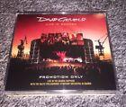 DAVID GILMOUR - LIVE IN GDANSK - 4 Disc Promo Edition - 2 CD 2 DVD - Promotional