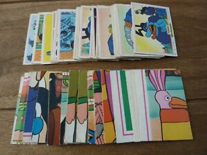Anglo The Beatles Yellow Submarine Cards from 1968 - Pick The Cards You Need!