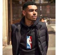 Nike SB x NBA Black Men's Icon Skate Hoodie Fleece Size Medium 938412 010