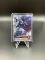 RONNY MAURICIO 2019 Bowman Chrome Stat ATOMIC SP RC REFRACTOR /150! METS! INVEST