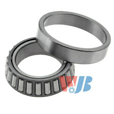 Front Wheel Bearing and Race Tapered Roller Bearing WJB WTA6 Cross A-6 SET6 BR6