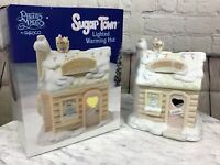 Precious Moments Sugartown Warming Hut Night Light 192341 1996