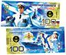 Russia banknote 100 rubles 2019 Navy of the Russian Federation . Polymeric