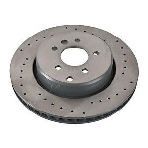 Brake Disc Rear Right For LOTUS Evora Exige B138J4052F