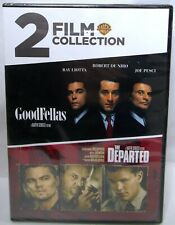 Goodfellas/ The Departed Dvd 2 Film Collection >New<