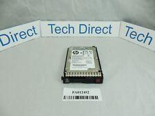 """HP 693569-001 300GB 10k SAS 6G 2.5"""" SFF SC Enterprise HDD ZZ"""