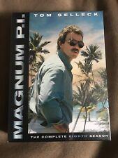 Magnum P.I. - The Complete Eighth Season (DVD, 2008) NEW BOX SET
